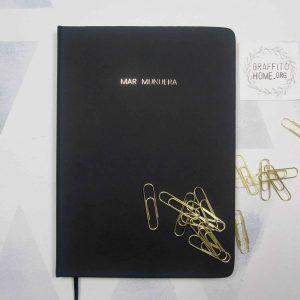 cuaderno soft personalizado